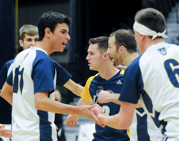 2012-13 Men's Volleyball, Credit: Edwin Tam
