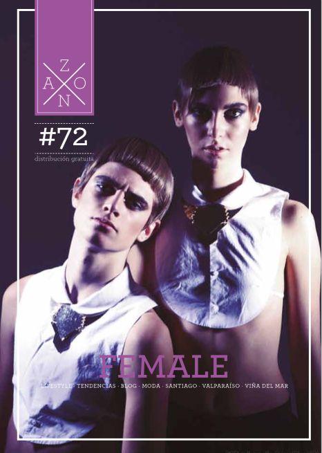Zona Cl cover Female