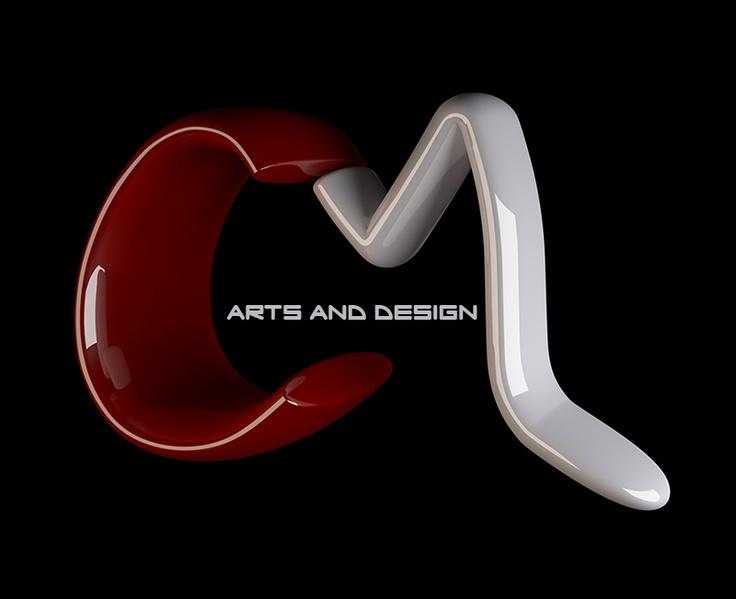 Logo CátiaMineiro Arts | Desing | Pinterest | Art and Logos