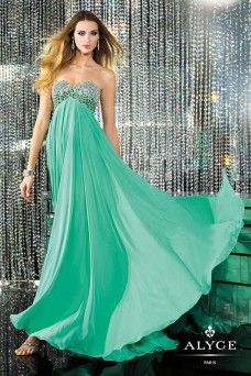 Alyce Paris Prom Dress Style 6143 Full View Green Dresses Pinterest Prom Dresses Dresses And Prom