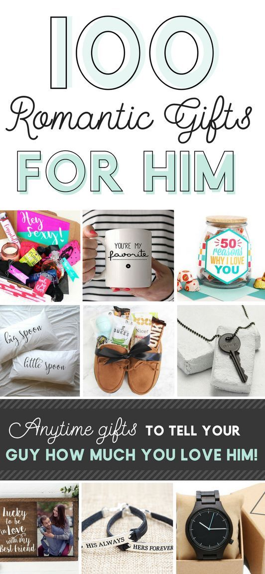 The Most Romantic Valentine Gifts for Him