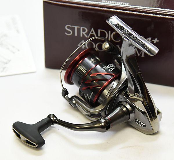 Shimano Stradic CI4 4000XG Reel