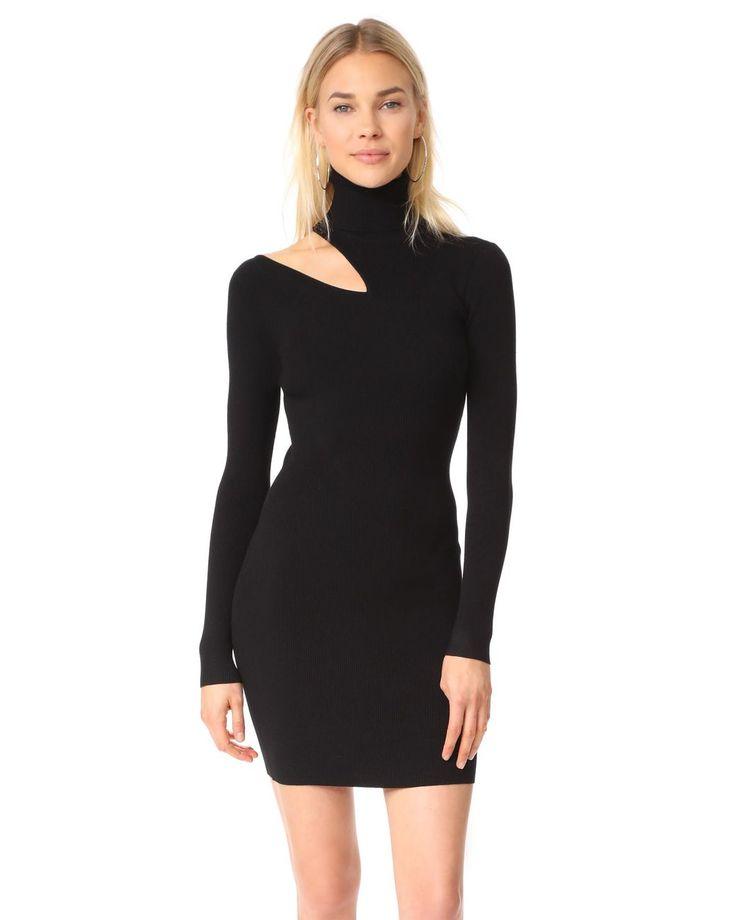 A.L.C. | Black West Dress | Lyst