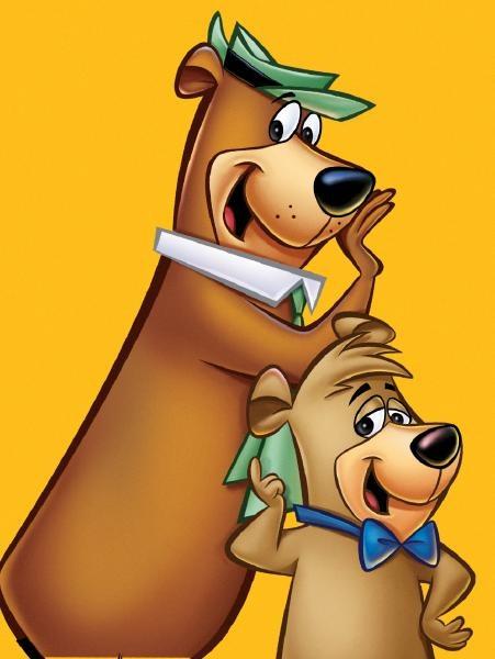¸.•*´¨`*•.¸¸.•Yogi Bear and Boo Boo¸.•*´¨`*•.¸¸.• HECK YEA that's ME AND LAYNE!!!!!!!!!!!!!!!!!!!!