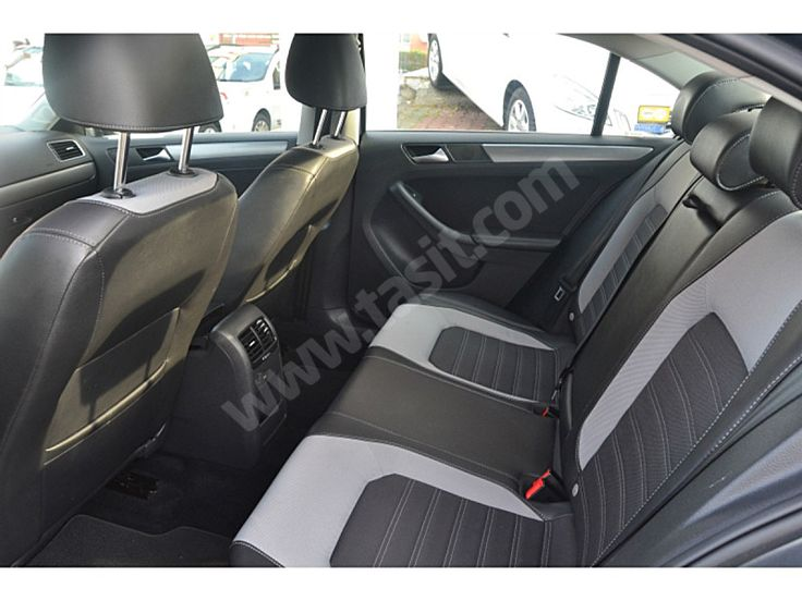 Volkswagen Jetta 1.6 Comfortline 2013-JETTA COMFORTLİNE-1.6TDİ 105HP-DSG AUTO-74.000 KM-