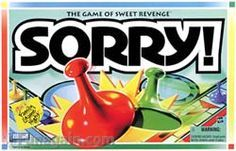 Games in Therapy | How Sorry, Candyland, Jenga can be modified to become therapeutic games
