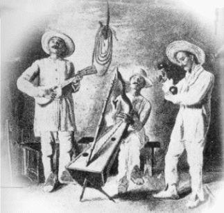Music of Venezuela...HISTORY