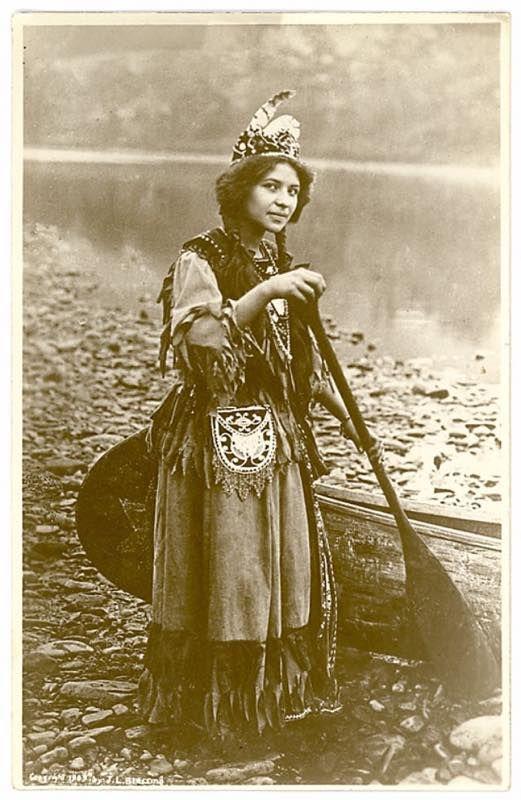 Ragazze Native Americane 18