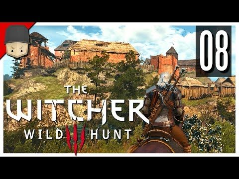 awesome The Witcher 3: Wild Hunt - Ep.08 : Bloody Baron's Castle! (The Witcher 3 Gameplay / Walkthrough)