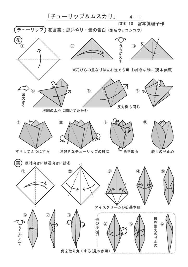 宮本 眞理子 たのしい折り紙シリーズ 春編 Swst パブー 折り紙 さくら ペーパークラフト 折り紙 簡単