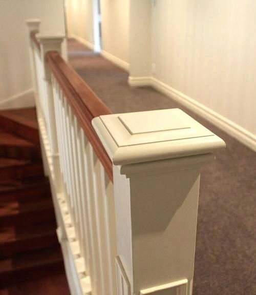 Beautiful Interior Staircase Ideas And Newel Post Designs: Pin On Stair-Railing Ideas