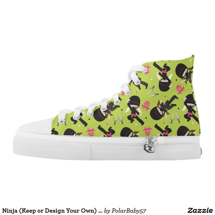 Create your own High Tops | Zazzle.com | High top shoes ...
