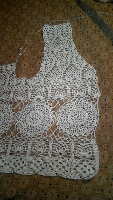 Ravelry: millysuazo's Lacy top