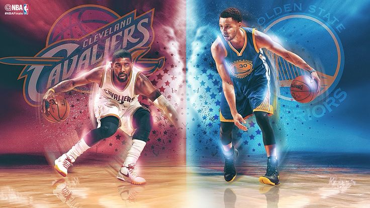 NBA ft. Kyrie Irving and Stephen Curry