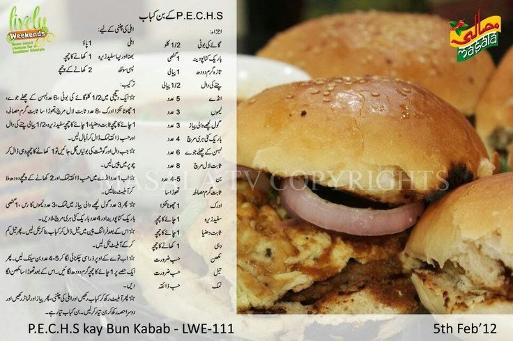Bun kabab recipes to cook pinterest burgers and copycat for How to cook buffalo fish