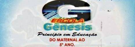 Eu recomendo Escola Gênesis- Jardim Guanabara III, #Goiânia, #Goiás, #Brasil