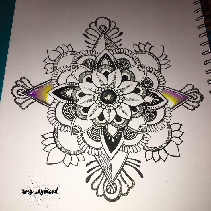Mandala by Amy Raymond