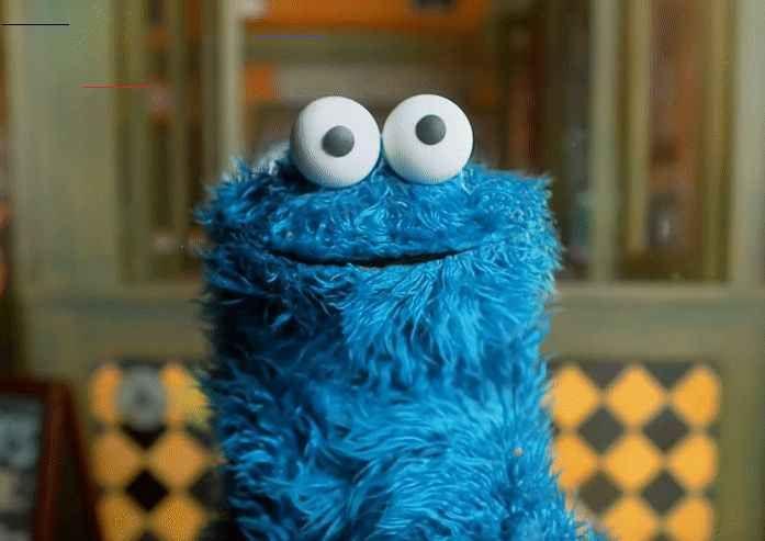 Dreamies De Br Cookie Monster Gif Monster Cookies Cute Gif