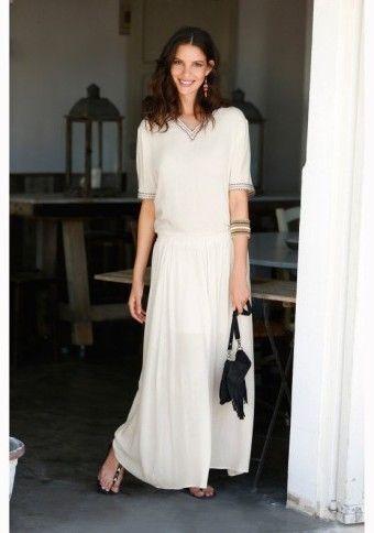 Dlhá sukňa #ModinoSK #boho #bohostyle