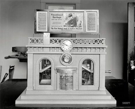 atm machine history