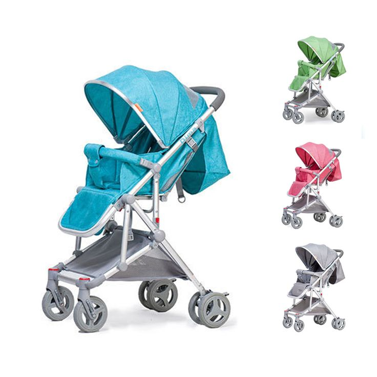 Brands Baby stroller,portable,sit&lie,folding cart for 0-3 years baby children