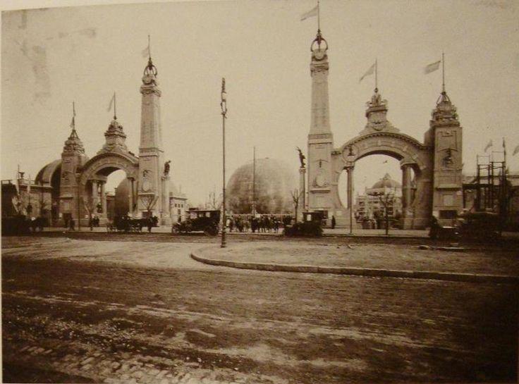 BUENOS AIRES - Exposición Internacional del Centenario (1910) - SkyscraperCity