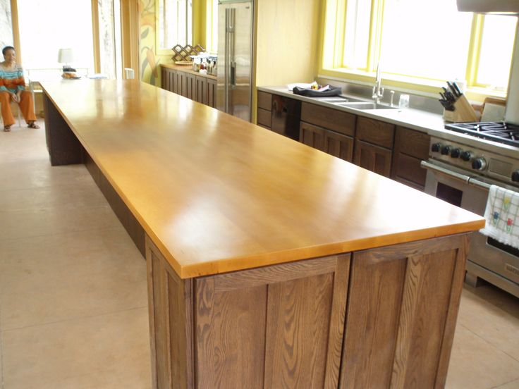 17 Best Images About Standard Plank Countertops On Pinterest Wide Plank Transitional Kitchen