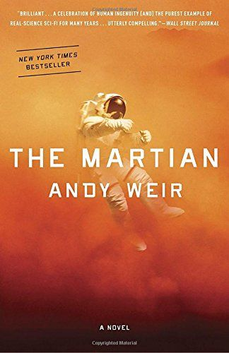 The Martian: A Novel by Andy Weir: I finished this book in less than 24 hours. A friend recommended it to me, saying that never in her life did intense geometry and space talk seem so suspenseful and interesting. She was right. This book is a gripping sci-fi read, but you don't have to be a sci-fi buff to like it. Main character is a bit of a science bro, and there are a few 'did you have to go there' gender moments. Strong recommend, though.