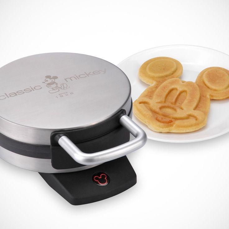 Classic Mickey Waffle Maker - $40