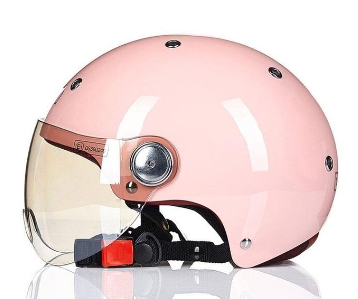 Scooter Helmets Half Face Motorcycle Vintage Vespa Helmet Chopper Biker In 2020 Motorcycle Helmets Vintage Vespa Helmet Open Face Motorcycle Helmets