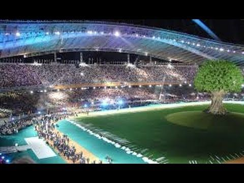 FIFA World Cup Opening 2014 - Ceremony BRAZIL