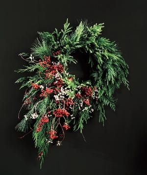 Want to create a beautiful #wreath for your front door? Watch these helpful step-by-step videos.