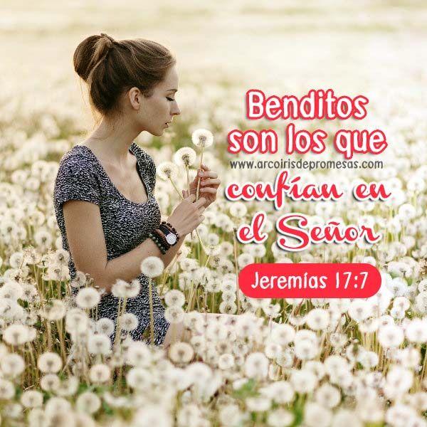 confía en dios y asegura tu bendición reflexiones cristianas con imágenes arcoiris de promesas