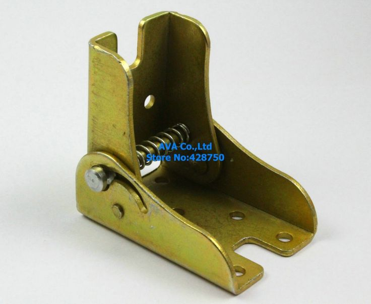 Folding Table Leg Locking Hinge