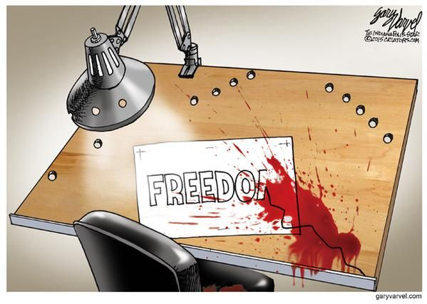 Best Responses To Charlie Hebdo Attack Images On Pinterest - 24 powerful cartoon responses charlie hebdo shooting