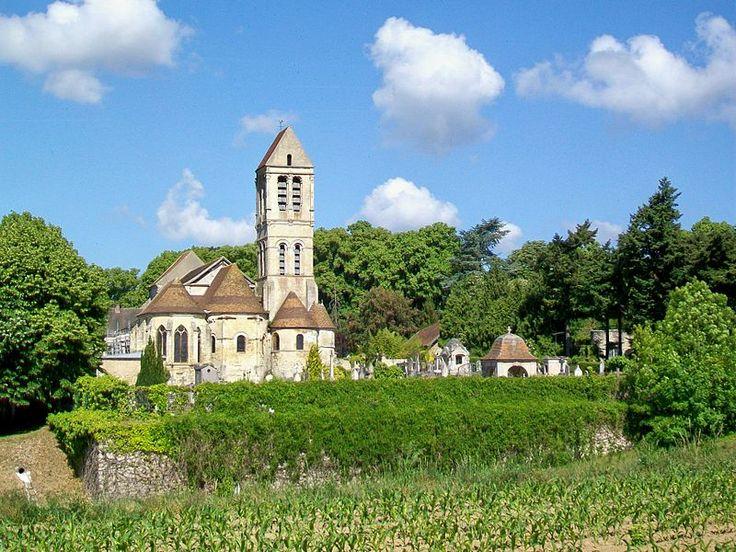 Luzarches, Val-d'Oise. Pop: 4,289