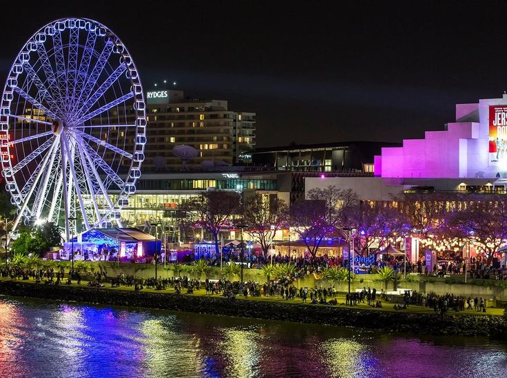 Australia's new world city, Brisbane is an emerging economic powerhouse and gateway to the Asia-Pacific