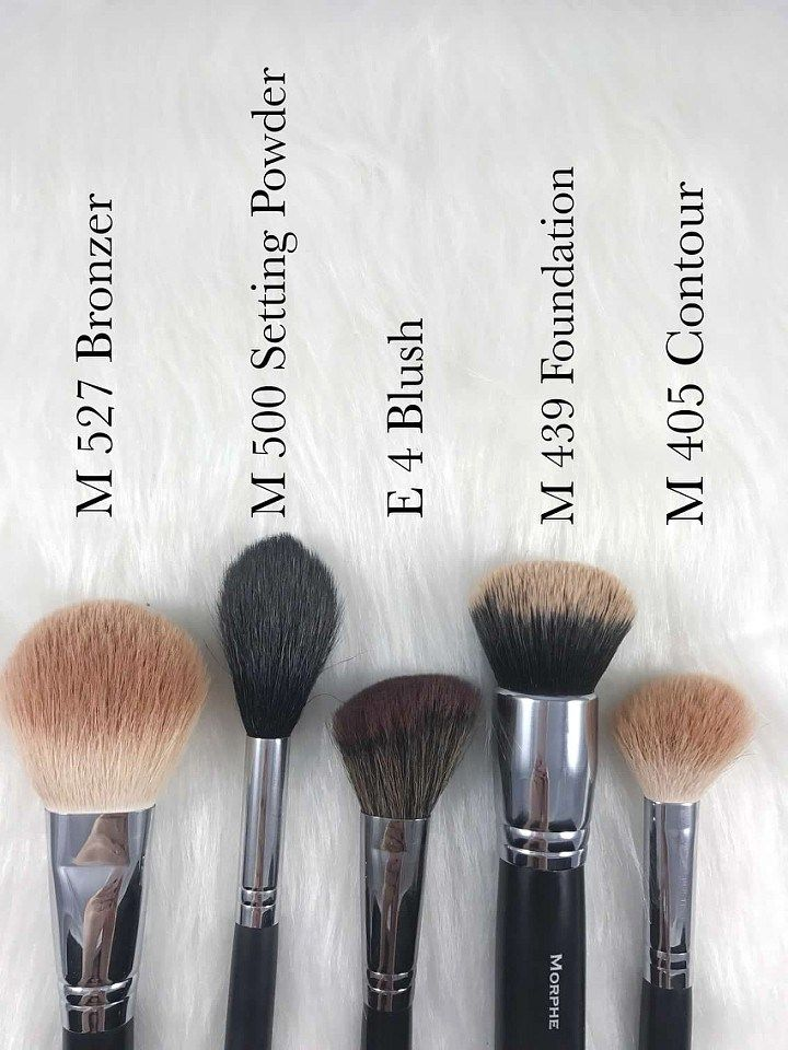 5 Morphe Brushes To Try For A Flawless Base ,  Christina B.