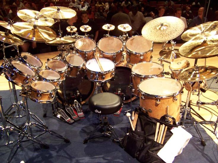 8 piece or more drum kits - Page 3