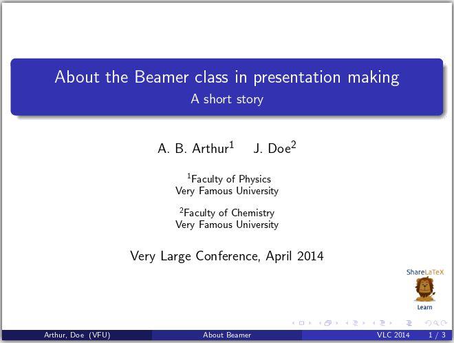 17 best latex / beamer images on pinterest | latex editor, latex, Presentation templates