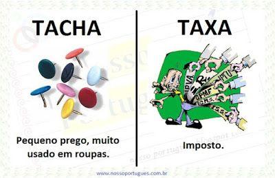 Nosso Português: Homônimos homófonos