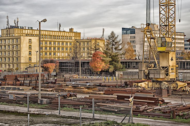 Pictografio: Industrial landscape #3