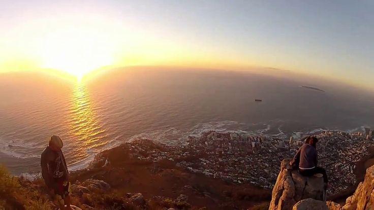Climb Lions Head - Cape Town