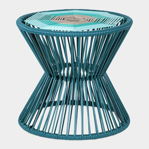 Check out this rad turquoise stool and other modern Mexican designs from the MoMA #Design Store's Modern Mexican Destination Series. mexicotoday