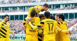 Als fünfter Bundesligist knackt der BVB die Marke von 700 Siegen