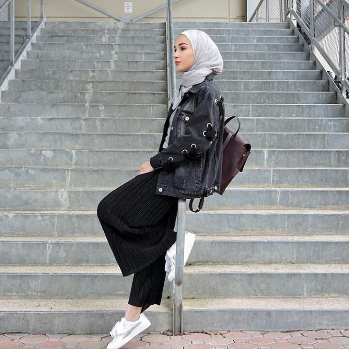 1,424 Likes, 6 Comments - hijab style (@hijaab_style_) on Instagram