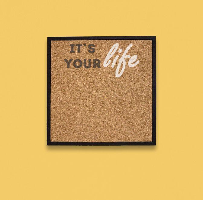 Пробковая доска с рисунком / Cork board with picture. Size: 60х60 cm. Рама / Frame: МДФ / MDF. Price: $36 #пробковаядоска #пробковыедоски #corkboard #handmade #доскадлязаметок