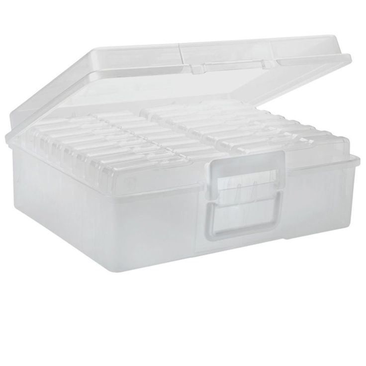 Iris® Photo Box, 16 Cases