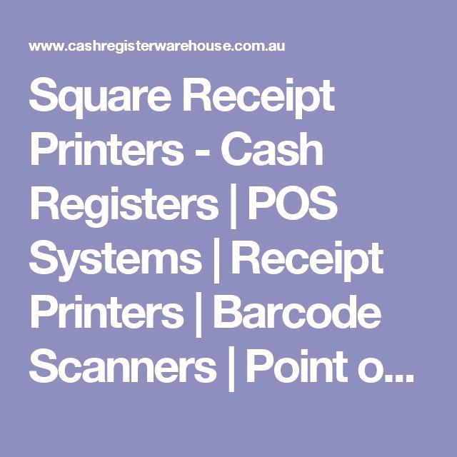 36 best Thermal Receipt Printer images on Pinterest Printers - cash recepit