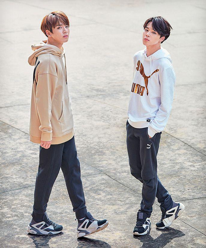 Bts Jungkook and Jimin Jikook